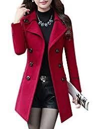 amazon com reds wool u0026 blends wool u0026 pea coats clothing