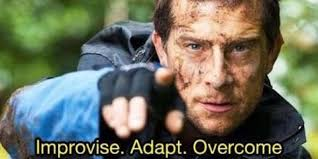 Meme Bear Grylls - bear grylls memes adapt improvise overcome on the internet