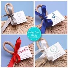 favor ribbons palm wedding favor fans 10 pcs palm and bamboo fans