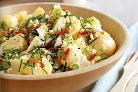 potato salad with dijon mustard mayonnaise