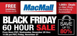 macmall black friday 2015 ad has plenty of apple macbook