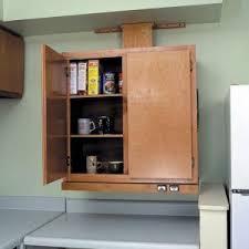 Kitchen Cabinet Lift Kitchen Cabinet Lifts Wheelchair Accessible Kitchens