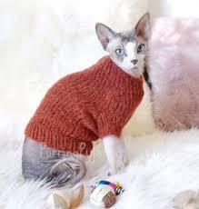 sphynx sweaters purring pyjamas