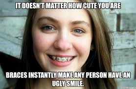 Ugly Smile Meme - are ugly