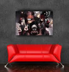 Scarface Home Decor Naruto Poster 80x50cm 31 5x20 Inch Free Shipping Worldwide