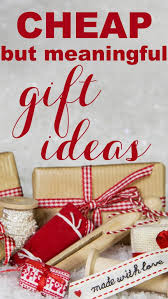 cheap but meaningful christmas gift ideas mommy on purpose
