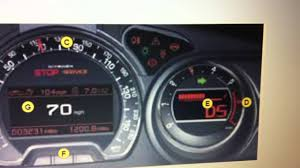 citroen c5 dashboard warning lights u0026 symbols what they mean