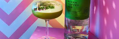 nikka gin launch masterclass drinkup london