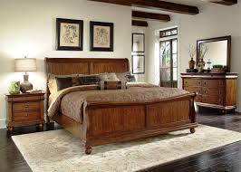 Rustic Bedroom Furniture Ideas - bedroom wood king bed regarding elegant house western furniture