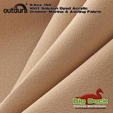 Sunbrella Awning Fabric By The Yard Waterproof Canvas Fabric Water Repellent Tarp Fabric Wholesale