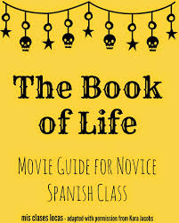 this year to end our tumba unit in spanish i i plan on watching