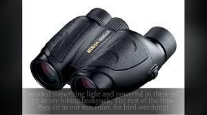 nikon travel light binoculars nikon 7278 travelite vi binoculars youtube