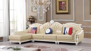 canap d angle bois américain canapé en cuir ensemble salon canapé chine cadre en bois