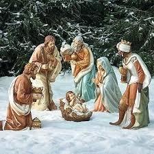 outdoor nativity sets makushina