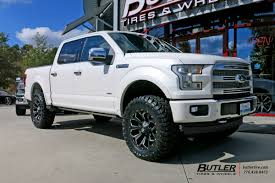 Ford F150 Truck Rims - ford f150 with 20in fuel assault wheels exclusively from butler
