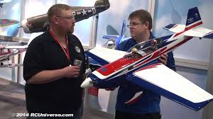 Rcuniverse Radio Control Airplanes The Toledo Show 2014 Seagull Extra 300l Youtube