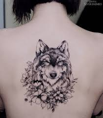 sleeve tattoo designs for females together maybe m tattoos pinterest tattoo wolf and piercings