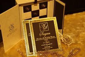 Unique Invitations Voguish Wedding Invitations Leather Wedding Box
