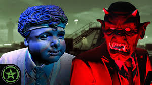 angels and demons halloween party let u0027s play gta v angels vs demons youtube