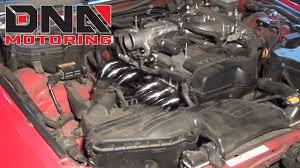 lexus is 300 ebay motors dna motoring 01 05 lexus is300 header installation youtube