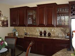 Glass Doors For Kitchen Cabinets by Upper Kitchen Cabinets With Glass Doors Tehranway Decoration