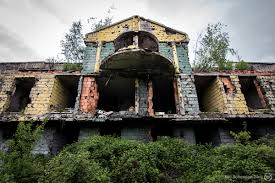 after the siege what i learned in 18 hours of sarajevo war the rainbow hotel a sarajevo retirement home destroyed by war before its