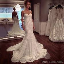lace mermaid wedding dress high quality white lace mermaid wedding dress 2017