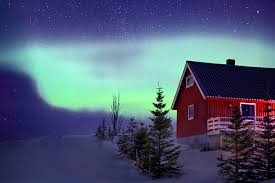 Pictures Of Northern Lights In Search Of The Northern Lights Ocean Cruise Overview London To