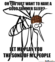 Mosquito Memes - y u no leave me alone mosquito by diprosopos meme center