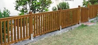 ringhiera in legno per giardino recinzioni in legno recinzioni recinzioni in legno recinzioni