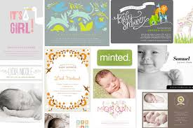 giveaway minted 25 free baby shower invitations or birth