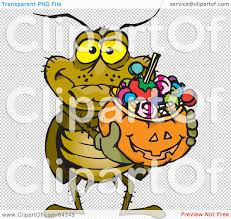 pumpkin no background royalty free rf clipart illustration of a trick or treating