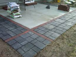 installing patio pavers paver patterns the top 5 patio pavers design ideas install it