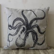 Octopus Home by Compare Prices On Nautical Pillow Covers Online Shopping Buy Low