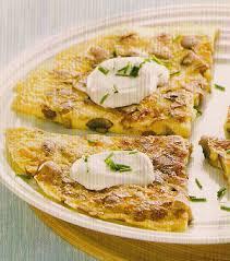 cuisine fitness recette cuisine fitness omelette aux chignons sport et régime
