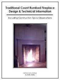 Count Rumford Fireplace by The Forgotten Art Of Building A Good Fireplace Online Library
