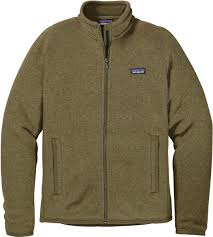 patagonia mens better sweater patagonia s better sweater jacket out