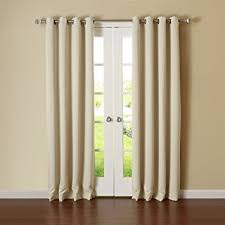 Gold Thermal Curtains Amazon Com Best Home Fashion Thermal Insulated Blackout Curtains