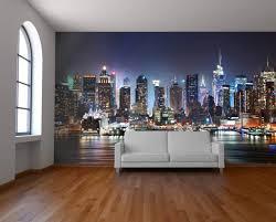 Skyline Wallpaper Bedroom Bedroom City Wallpaper Mybktouch With Wallpaper For Bedroom 7