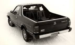 subaru brat custom the 9 hottest factory built car truck mashups ever offered to the