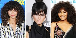 hairstyles for long hair long bangs 9 cute hairstyles with bangs how to style bangs in 2018
