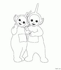 draw teletubbies stick figure children u0027s paintings