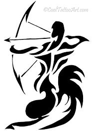 free sagittarius tattoos art designs cooltattooarts