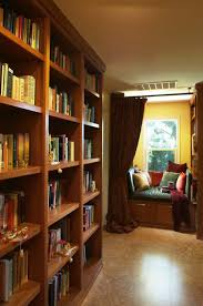 36 fabulous home libraries showcasing window seats home library with window seat 03 1 kindesign
