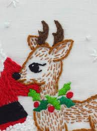 big b santa claus and reindeer finish