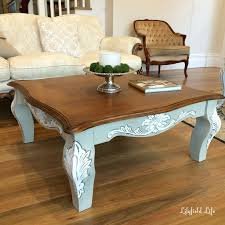 themed coffee tables painted coffee tables at home and interior design ideas