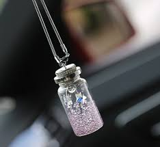 2017 rearview mirror car ornament hanging wish bottle