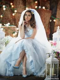 Blue Wedding Dress Amanda Wyatt 2016 Wedding Dresses U2014 Promises Of Love Bridal