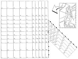 design applying the elements geometry and applying tectonic framework of the finite element model