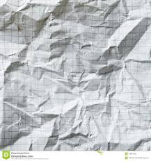crumpled blank math paper royalty free stock photo image 34664205